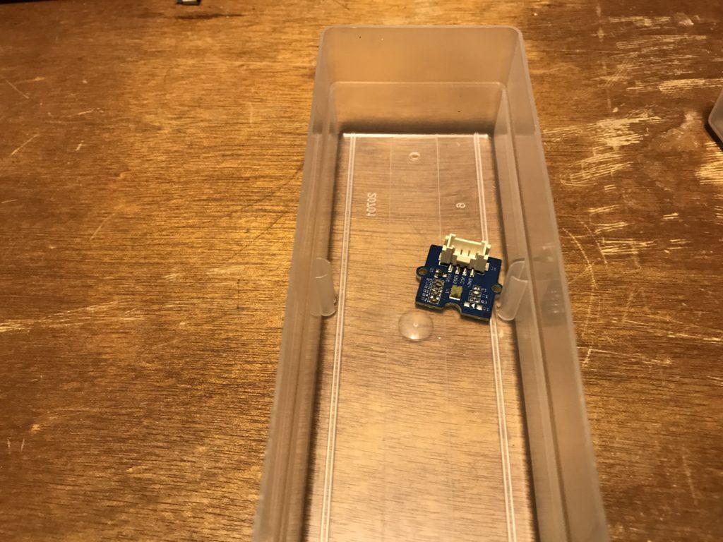 Collision sensor