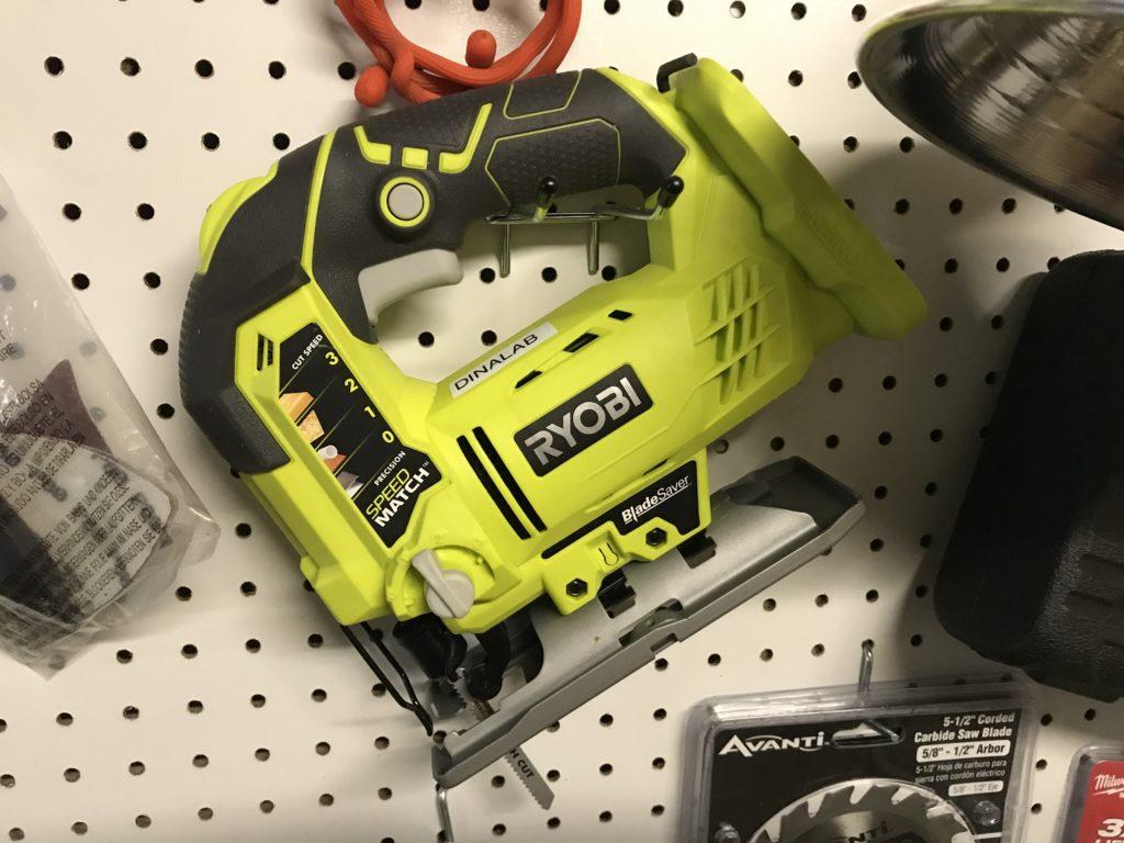 18 volt jig saw